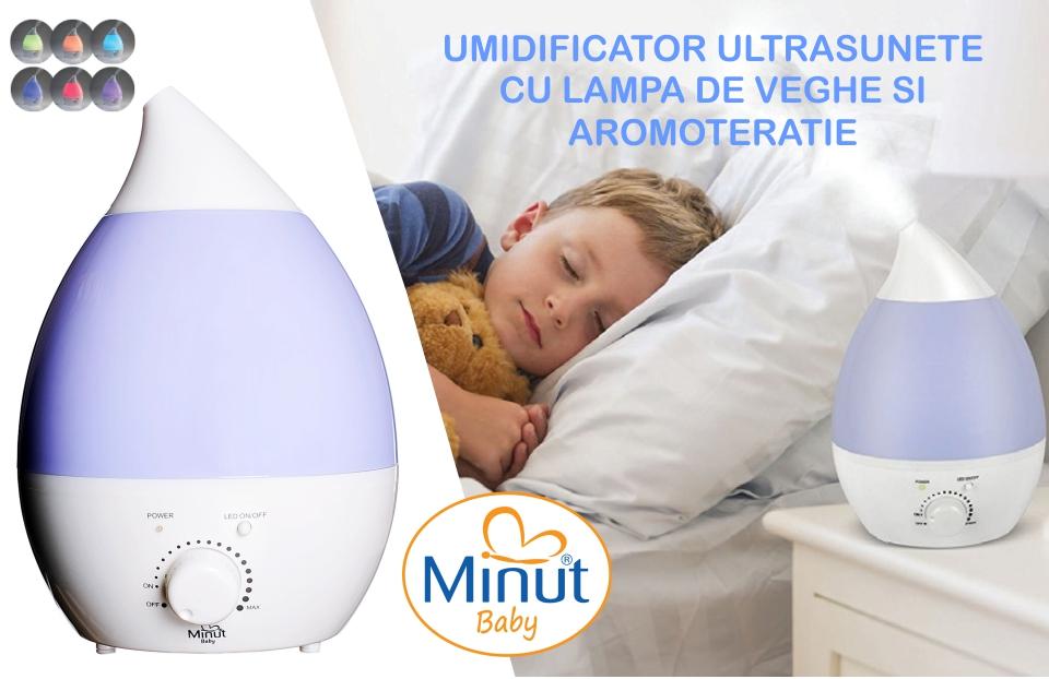 umidificator Minut Baby