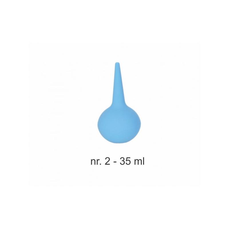 Pompa piriforma nr. 2 Minut 35 ml