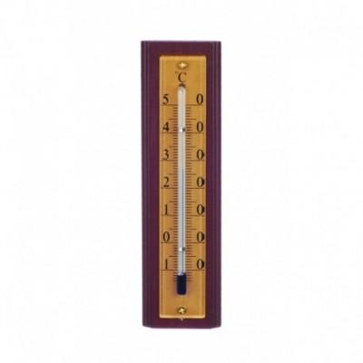 Termometru camera Minut suport lemn ZLM